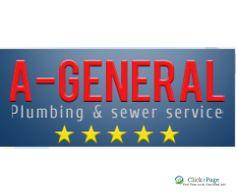 A-General Plumbing Service NJ