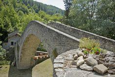 Il Ponte della Maestà, portico di Romagna, Italy