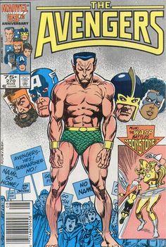 Avengers 270- John Buscema
