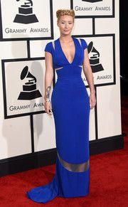 Iggy Azalea Cutout Dress