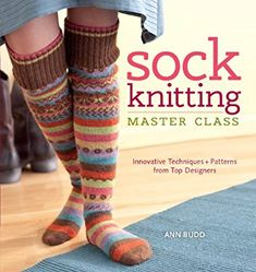 "Read ""Sock Knitting Master Class Innovative Techniques + Patterns from Top Designers"" by Ann Budd available from Rakuten Kobo. Work from the ground up with knitwear design: create your own socks! Sock Knitting Master Class showcases methods for de. Knitting Books, Loom Knitting, Knitting Stitches, Knitting Needles, Knitting Patterns Free, Free Knitting, Stitch Patterns, Knitting Charts, Knitting Ideas"