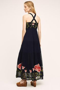 Tulipan Maxi Dress - anthropologie.com
