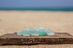 Sea Glass. Treasures of the Oceans, drifting with the tides. Mermaids Tears, crystalised by the Moon.