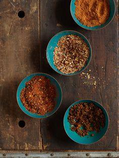 Le Sanctuaire spice blends - what is a kitchen without spices?