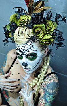 Dead Sexy-Dia de los Muertos-Girl