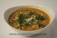 Quick Paneer Makhni: This makhni gravy is very nutritious with so many vegetables used to make it.