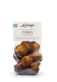 Magdalenas integrales de fibra y con fructosa #cupcakes #food #instafood #breakfast #healthy #delicious #gourmet #foodie #bizcocho #diet #fibra #fructosa
