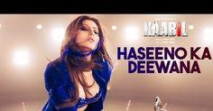 Haseeno Ka Deewana Lyrics | Kaabil | Urvashi Rautela