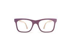 MARCELINO /// AMARANTO /// NINA QUICHE Eyewear /// More info @: http://ninaquiche.com/shapes /// Nina Quiche is a project by Fikera&Quiche /// #Glasses #Eyewear #Wood #amaranto #Handmade #Fashion #HighQuality #SpecialProduct #MadeinSpain