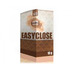 Easy Close 10g - Quetal reviver aqueles bons tempos da juventude ou apenas experimentar umacoisinha nova durante o sexo? O EasyClose 10g é um redutor momentâneo do canal vaginal, ou seja, deixa apassagem mais apertadinha.