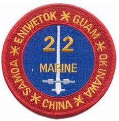 22nd Marines Marine Regiment
