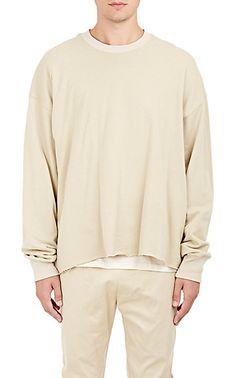 FEAR OF GOD French Terry Sweatshirt - Pullover - Barneys.com