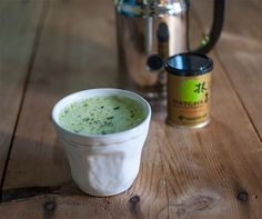 Matcha Latte - The March Hare