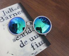 óculos espelho