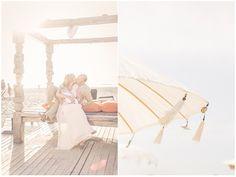 Strandhochzeit, Trauung, Nordsee, Holland, Strand, Natur, Brautpaar, Braut, Bräutigam,  Brautkleid, Foto: Violeta Pelivan