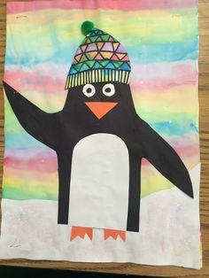 Penguin beanie project