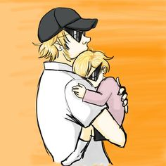 Fanart by xFunnyBunny. Dave Strider and Dirk (Bro) Strider from Homestuck.