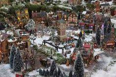Image result for miniature villages