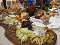 FOOD Cheese Board by andrewscheese