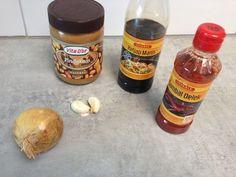 Satésaus ingrediënten