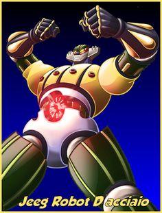 Risultati immagini per hiroshi jeeg robot d'acciaio