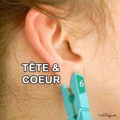 Cette fille place une pince à linge sur son oreille…Attendez de savoir pourquoi !!! Vous voudrez essayer vous aussi !   TFI DIRECT