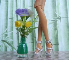 "Zhang_young Shoes for 12"" Fashion Royalty,Silkstone/ Barbie doll(16-12S-26)"