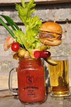 Sobelman's Bloody Mary Milwaukee