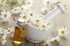 Beneficios del aceite de manzanilla