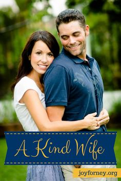how to be a kind wife. Surprise! It isn't about doing more, it is about just being nice!!