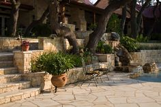 Salado Quarry Stone Sonoma Cave Landscaping Products