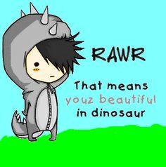 cute emo dinosaurs - Google Search