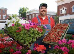 Farmer's Market in Roanoke, VA