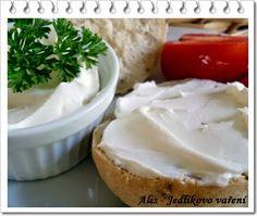 Jedlíkovo vaření: Domácí sýr Lučina Lemon Curd, Mashed Potatoes, Food To Make, Recipies, Appetizers, Pudding, Homemade, Snacks, Ethnic Recipes