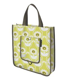 Take a look at this Sunlit Stockholm Shopper Tote by Petunia Pickle Bottom on #zulily today!