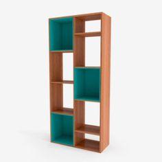 Bookcase SUPERIUS by Loja Movi