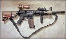 Zombie Survival Guide, Survival Tools, Airsoft Guns, Tactical Guns, Ar 15 Builds, Revolver Pistol, Military Special Forces, Cool Guns, Assault Rifle
