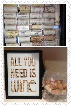 I found this picture at Ross. I opened the back and filled up my wine corks I have been collecting. Then put the back, back on and tahhhdahhh!!  I still have extra to keep collecting and save for another project. #winecorks #wine #corks #DIY