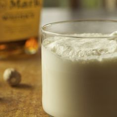 Mardi Gras Milk Punch