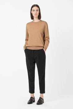 Merino wool jumper - COS