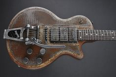 Steeldeville | James Trussart Custom Guitars