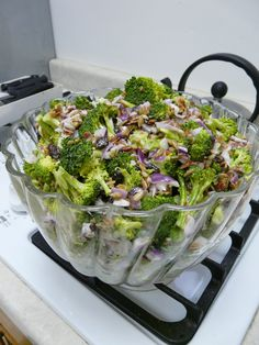 Recipe for The Best Broccoli Salad