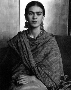 The Blanket Memoirs: National Women's History Month - Frida Kahlo