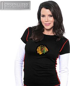 Swarovski Hawks thermal shirt