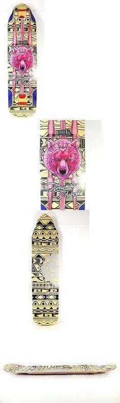 Decks 165944: Riviera 38.44 Amanda Powell Ursa Major Longboard Deck -> BUY IT NOW ONLY: $49.99 on eBay!