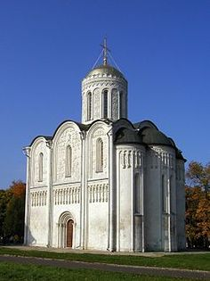 Cathedral of Saint Demetrius - Wikipedia, the free encyclopedia Russian Architecture, Church Architecture, Architecture Details, Monuments, Cathedral Church, In Ancient Times, Countries Of The World, Barcelona Cathedral, Taj Mahal