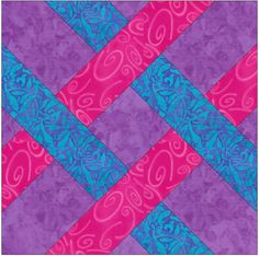 Riley's Knot Celtic Knots Chain 10 Inch Paper Foundation Quilting Block Pattern by HumburgCreations on Etsy