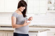 Les femmes enceintes ont des envies de fraises