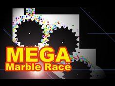 Marble Race - MEGA Marble Run! Marble Race, Racing, Fun, Character, Running, Auto Racing, Lettering, Hilarious