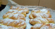 vicuska13 kulináris blog kipróbált receptekkel, képes leírásokkal. Puddings, Parfait, Bread, Blog, Custard Pudding, Brot, Blogging, Baking, Breads